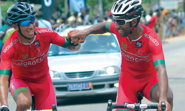 Cyclisme / Championnat d'Afrique sur route et sur piste :   La sélection nationale participe du 2 au 13 mars en Égypte
