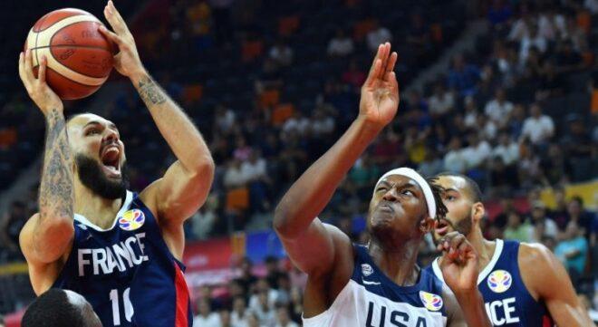 JO de Tokyo : France-Etats Unis dès le 25 juillet pour les basketteurs