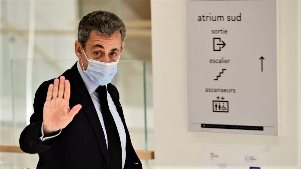 Nicolas Sarkozy condamné à 3 ans de prison dont un ferme pour corruption
