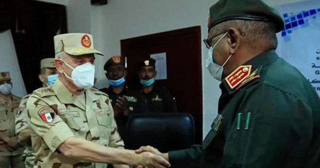 Un accord militaire : contre l'Ethiopie ?