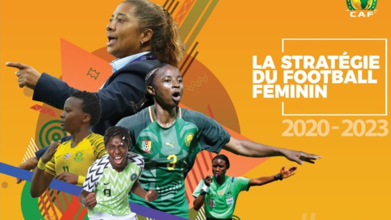 Football féminin africain : La CAF crée sa Ligue des Championnes !