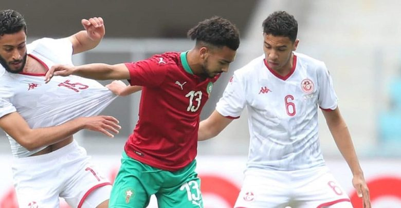 CAN U20 : El Moubarik parmi l'équipe type du Tournoi !