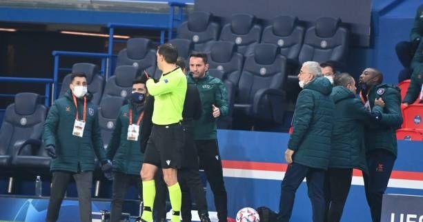 """Affaire """"PSG / Basaksehir"""" : Le 4e arbitre romain suspendu jusqu'à la fin de la saison"""