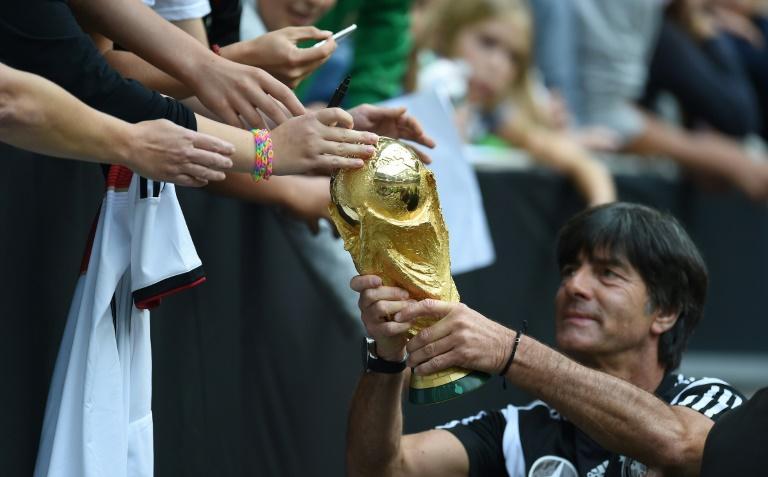 Football :  Löw quittera son poste de sélectionneur de l'Allemagne après l'Euro