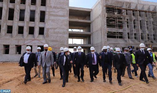La Faculté de médecine de Laâyoune ouvrira ses portes à la prochaine rentrée