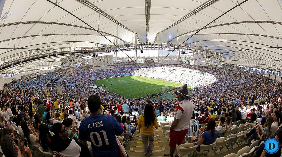 Football brésilien :  Le stade Maracaña renommé stade Pelé