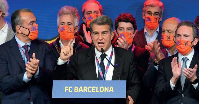 Football : La reconstruction peut commencer
