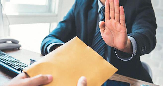 Lutte contre la corruption : Le projet de loi achèvera bientôt son circuit législatif ?