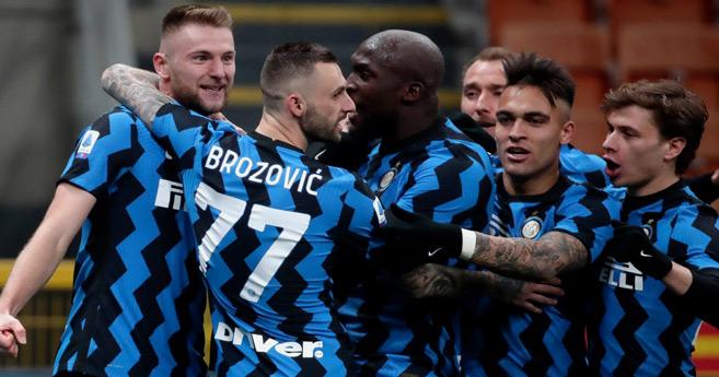 Serie A  : L'Inter, sur un rythme de champion, domine l'Atalanta