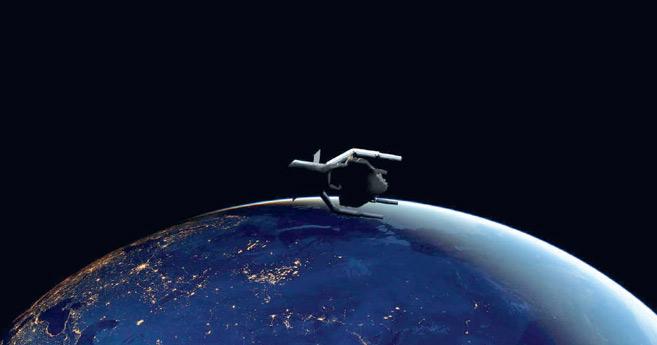 Projet spatial : La Russie et la Chine partenaires