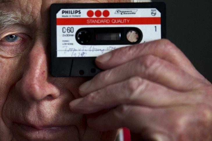 L'inventeur de la cassette audio n'est plus