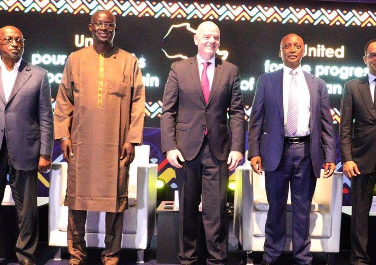 Conférence de presse de la présidence quadricéphale de la CAF : Plutôt un discours cadre qu'une conférence de presse !