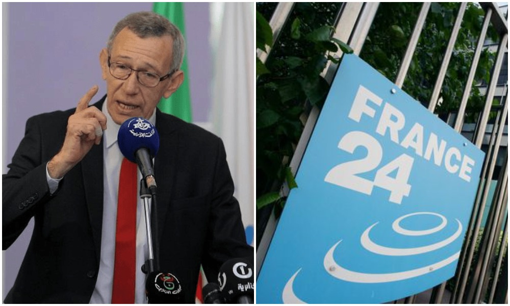 Hirak algérien : Belhimer veut détourner l'attention de «France 24» vers El Hoceima