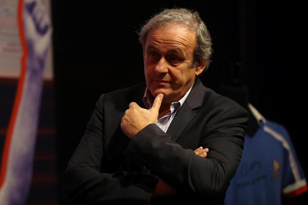 Fifa: Semaine décisive pour Platini face à la justice suisse