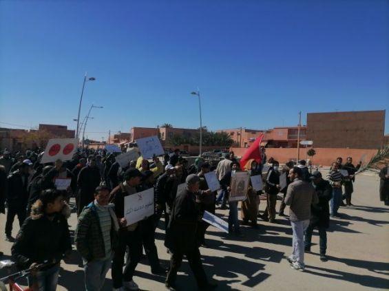 """""""Manoeuvre militaire"""" algérienne : Les habitants de Figuig sortent de leurs gonds"""