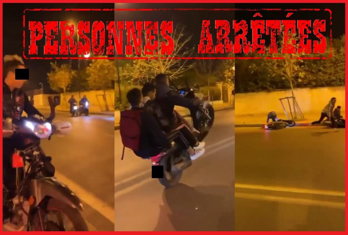 Rabat : 6 délinquants arrêtés suite à une attaque contre des éléments de la police