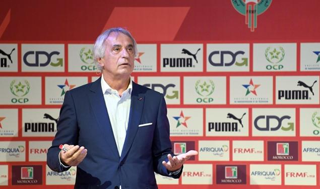 Éliminatoires de la CAN-2021: Le sélectionneur national tiendra une conférence de presse, ce jeudi à Rabat