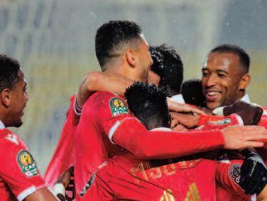 Ligue des Champions africains : A 17 heures, le Wydad face au Horoya pour la qualification aux quarts de finale