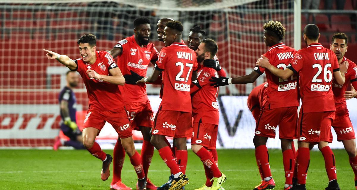 Eliminatoires de la CAN 2022 : Les Africains du club français Dijon FC, ne sont pas libérables pour les éliminatoires