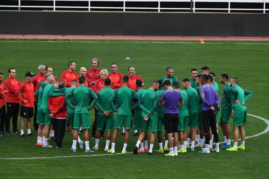 Équipe nationale : 4 Botolistes parmi les 24 joueurs convoqués par le sélectionneur national