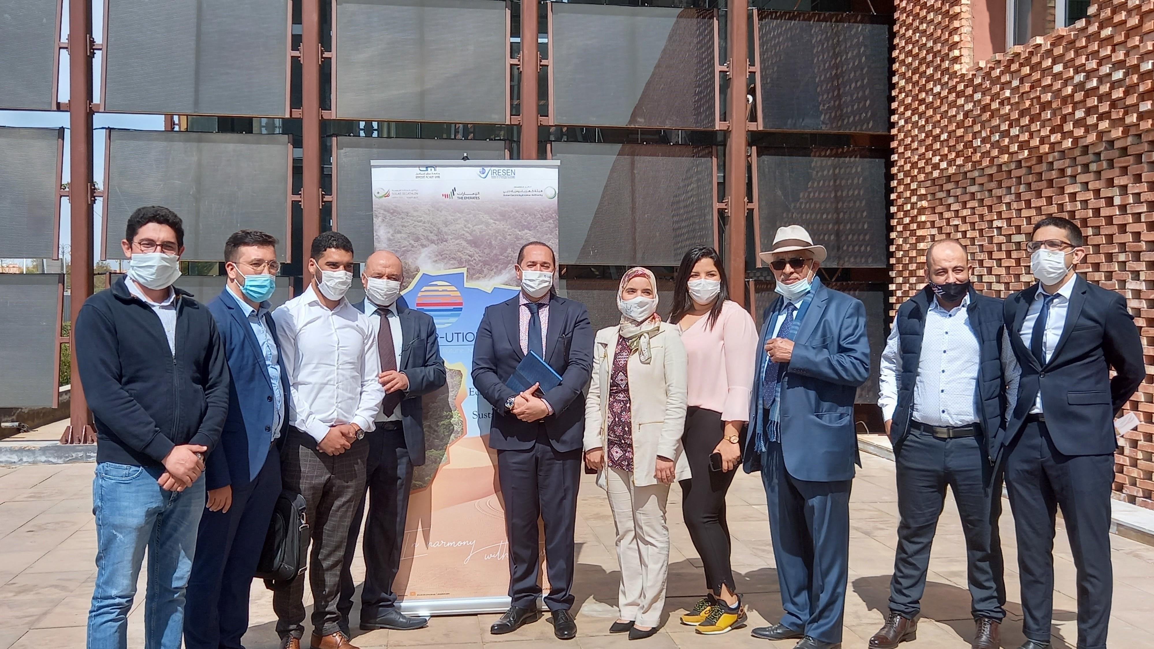 IRESEN/UMI : Partenariat pour la promotion de la participation du Maroc au Solar Decathlon Middle East