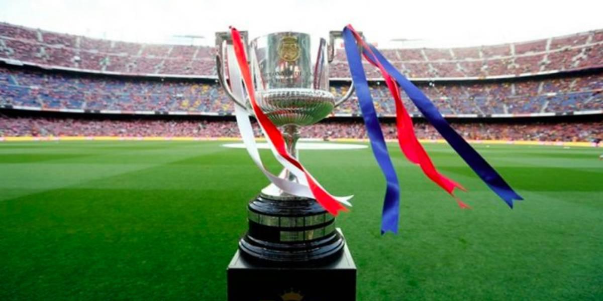 Foot: La finale de la Coupe du Roi d'Espagne à huit clos