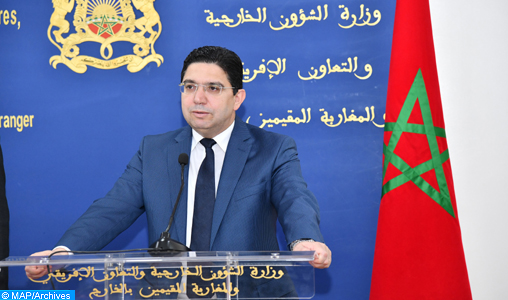 La Réunion du CPS de l'UA sur le Sahara : un « non-événement » pour le Maroc selon Nasser Bourita