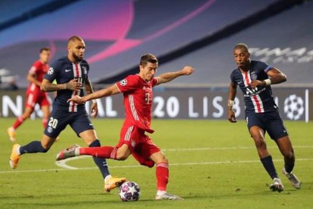 Ligue des Champions / Quarts de finale : Bayern-PSG en tête d'affiche