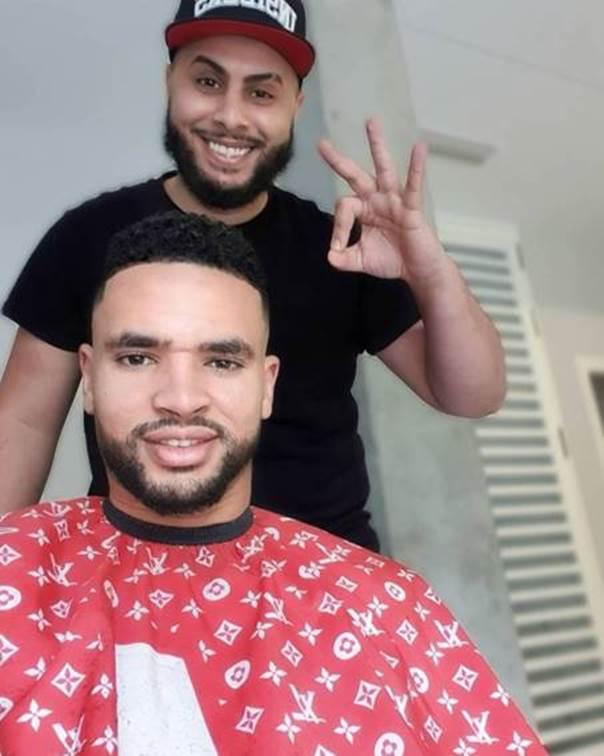Kasawi : Le barbier des stars au premier rang pour assister à l'ascension éclaire de Youssef En-Nesyri