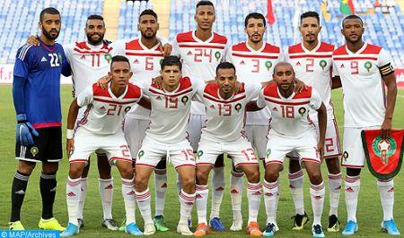 Football:  La sélection nationale des joueurs locaux en stage à Maâmora