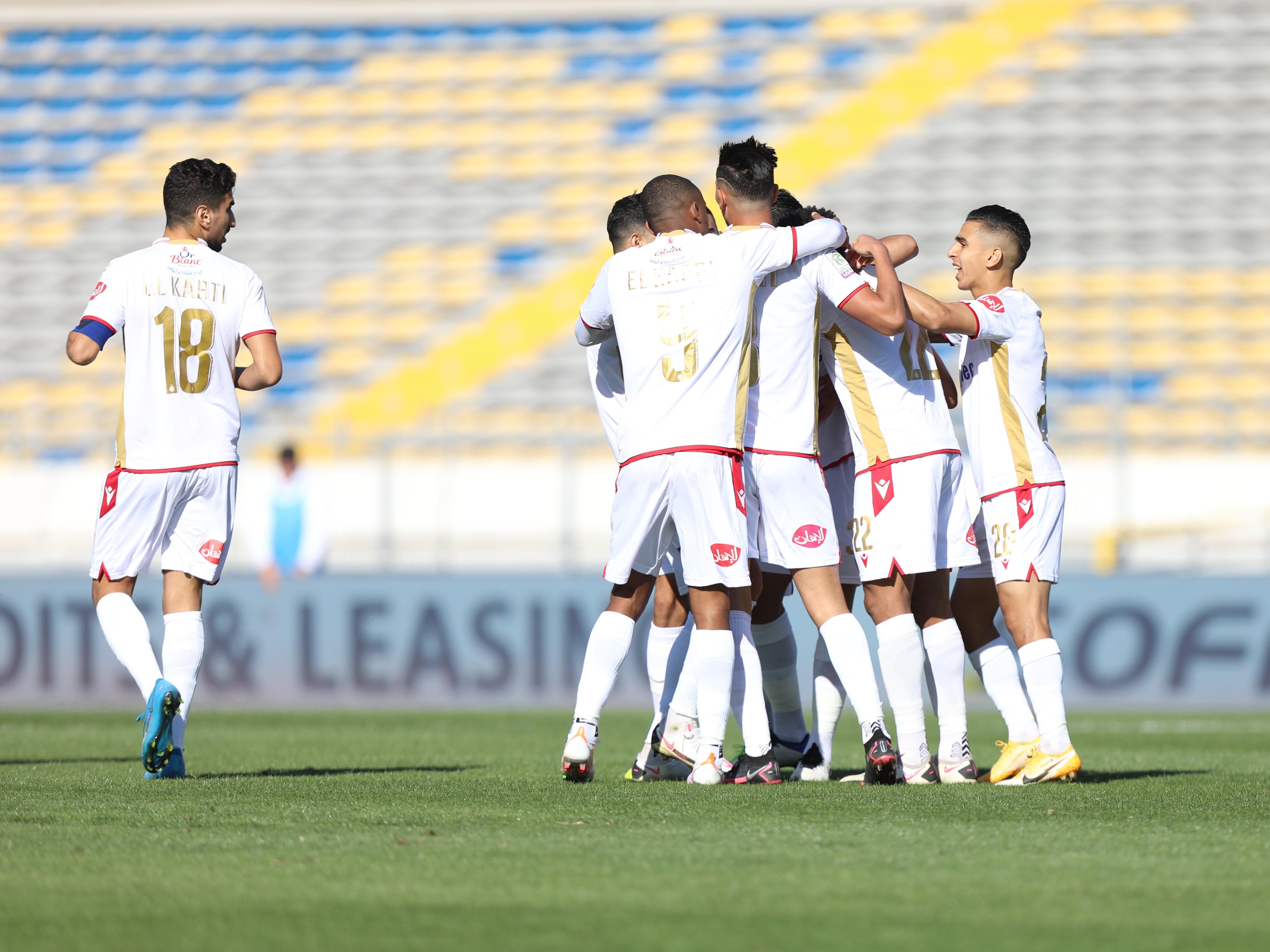 Wydad-Raja (2-0) : Le derby casablancais vire au rouge !