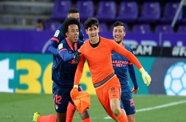 Valladolid-FC Séville (1-1) : Yassine Bounou égalise et entre dans l'Histoire de la Liga !