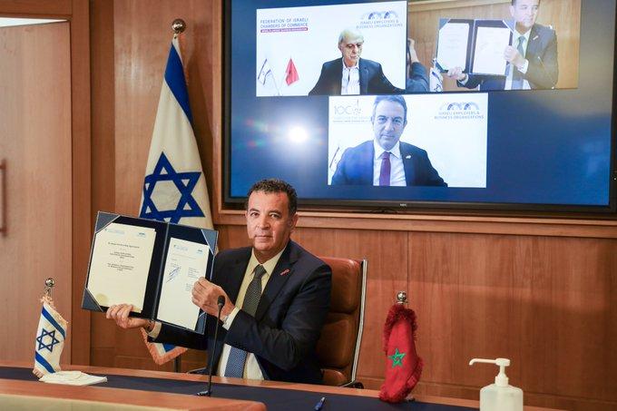 Maroc/Israël: La CGEM conclut un partenariat pour promouvoir les relations économiques et commerciales