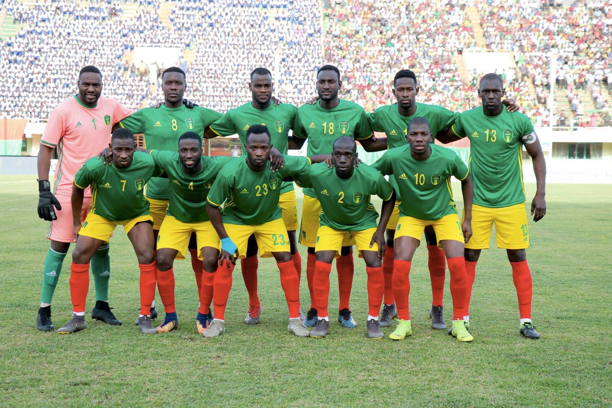 Levée du blocus imposé aux footballeurs africains : Deux internationaux mauritaniens rappelés en renfort d'urgence !