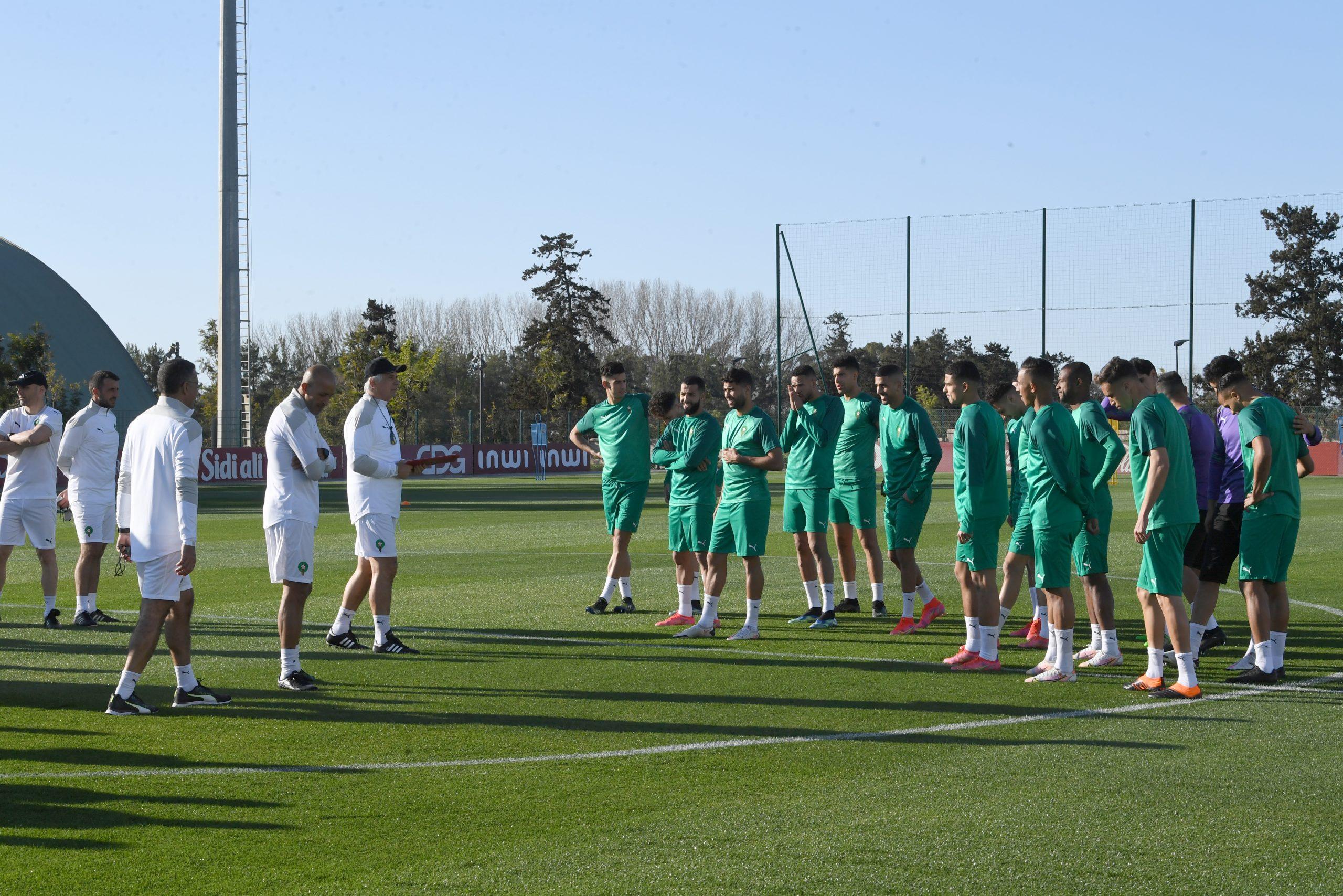 L'équipe nationale en partance pour Nouakchott ce mercredi