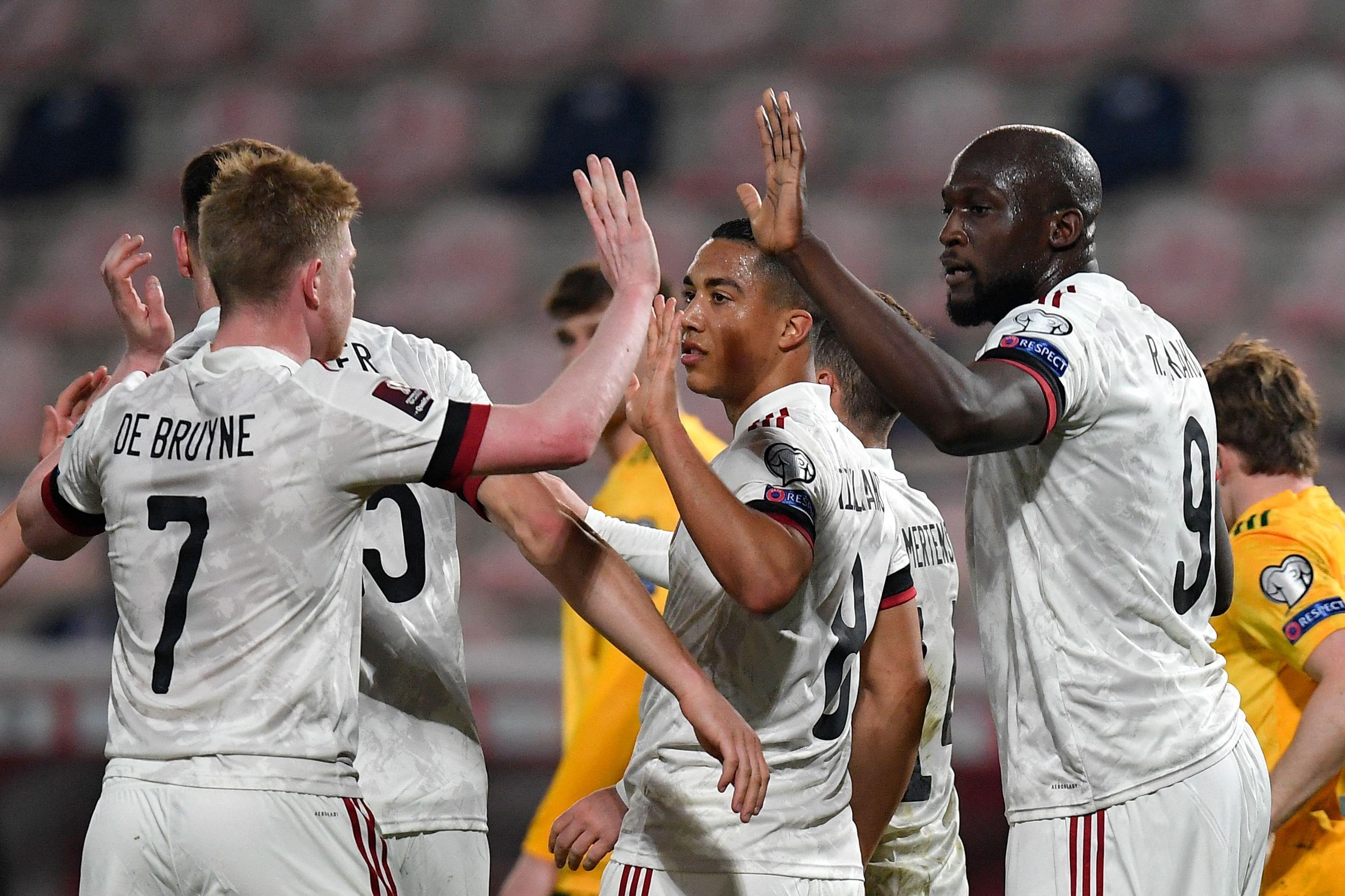 Mondial-2022: la Belgique assure, les Pays-Bas surclassés en Turquie