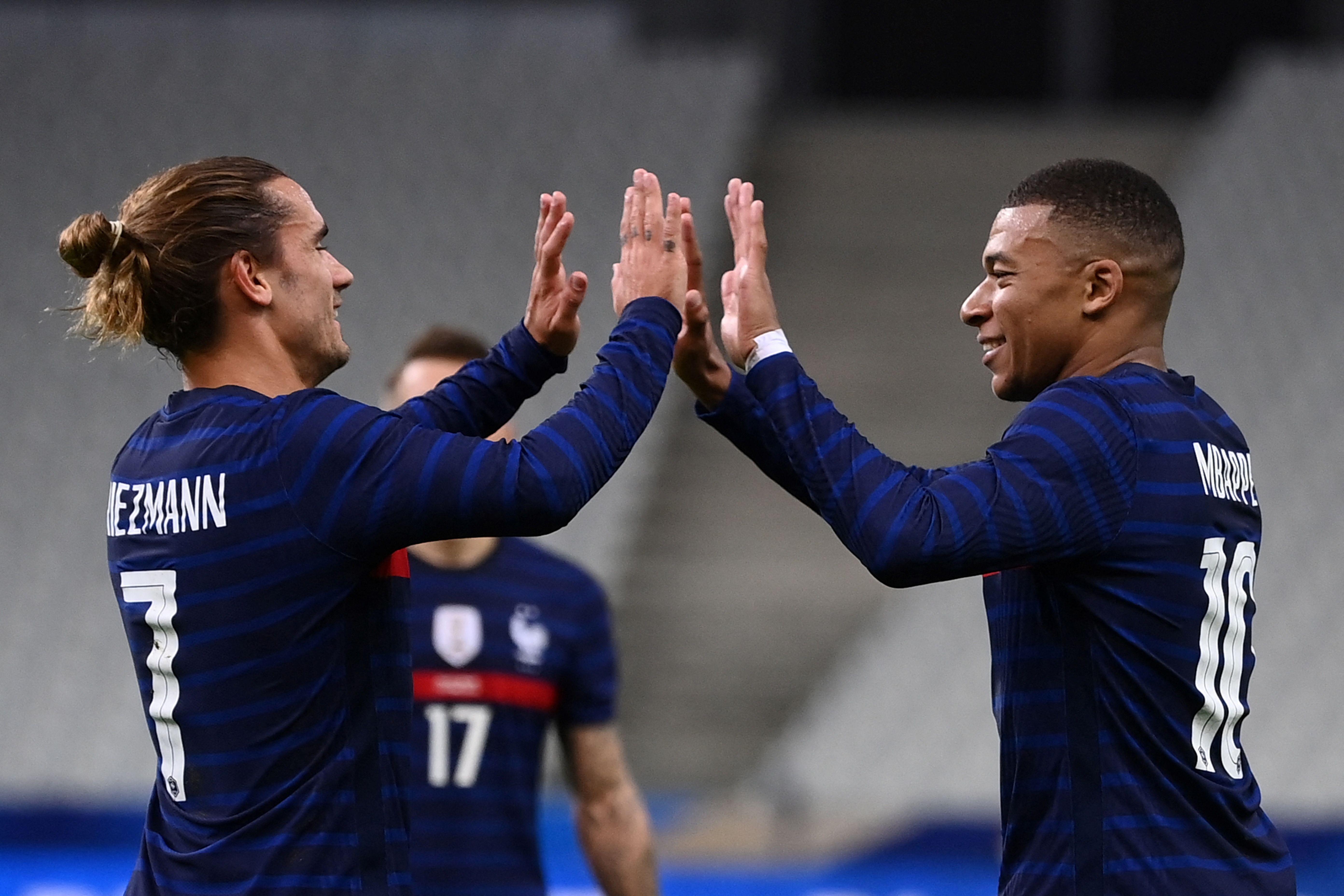 Mondial 2022: Pas de spectateurs pour Kazakhstan-France dimanche