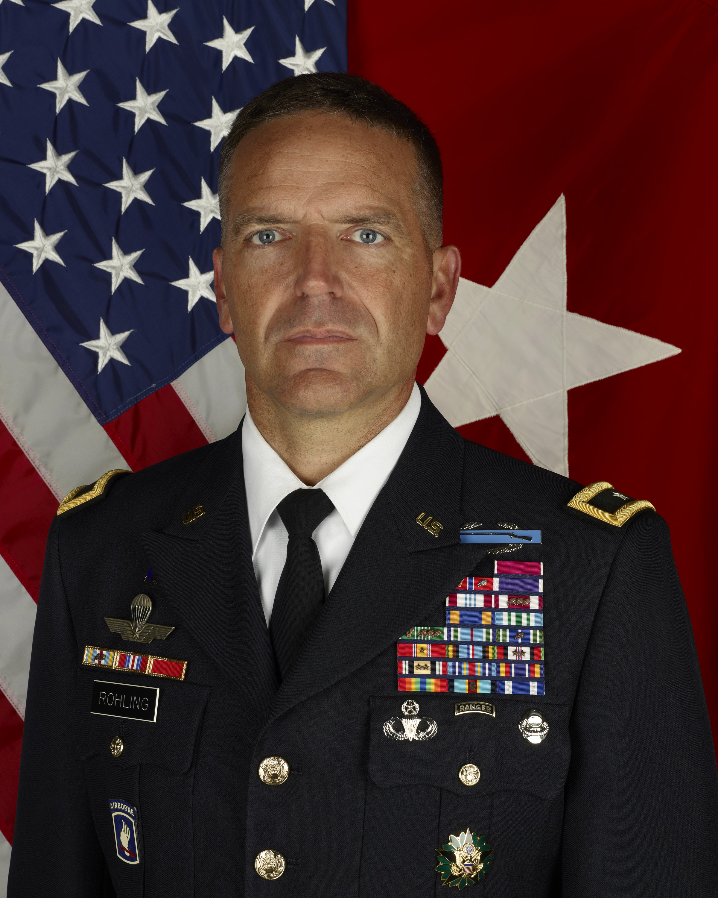 Andrew M. Rohling