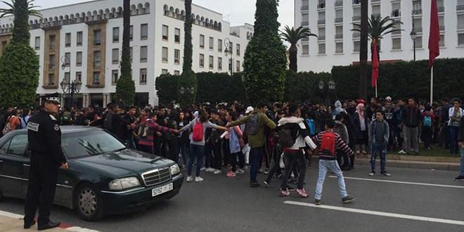 Etat d'urgence : La Wilaya de Rabat interdit tout rassemblement public