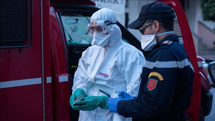 Compteur coronavirus : 514 cas testés positifs et 5 décès en 24H
