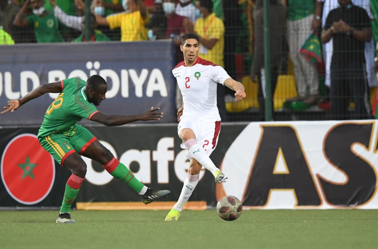 Mauritanie-Maroc (0-0) : Un nul sans spectacle  et  sans blessures !