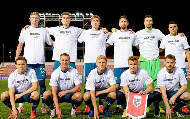 Coupe du Monde 2022 : Protestation de la Norvège