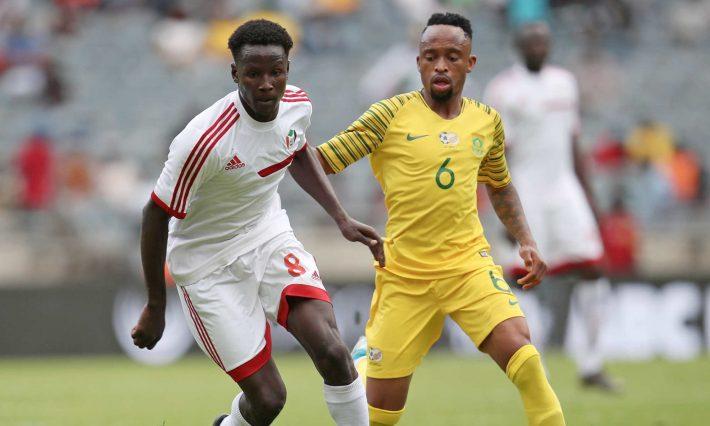 Soudan-Afrique du Sud  (2-0) : Les Soudanais qualifiés, les Sud-africains éliminés
