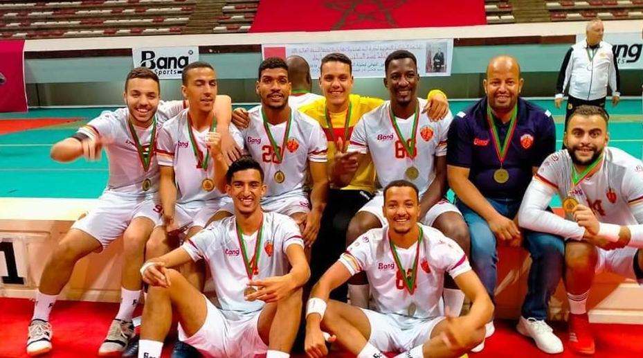 Handball : Widad Smara s'adjuge le titre de Champion du Maroc
