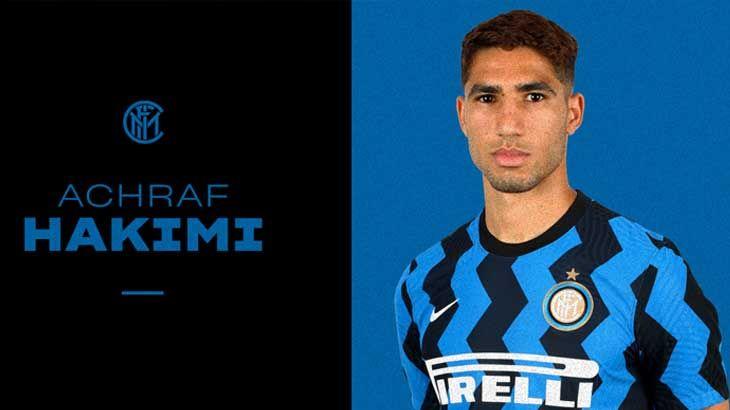Hakimi égérie de l'Inter dans un clip promotionnel : « I M FC INTERNAZALE MILANO » !