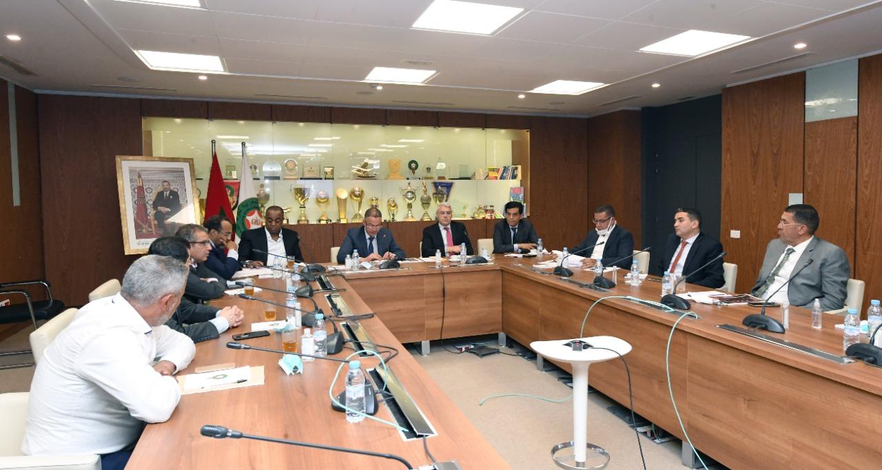 """Fouzi Lekjaâ: """"Le Maroc continuera d'organiser les compétitions continentales et internationales"""""""