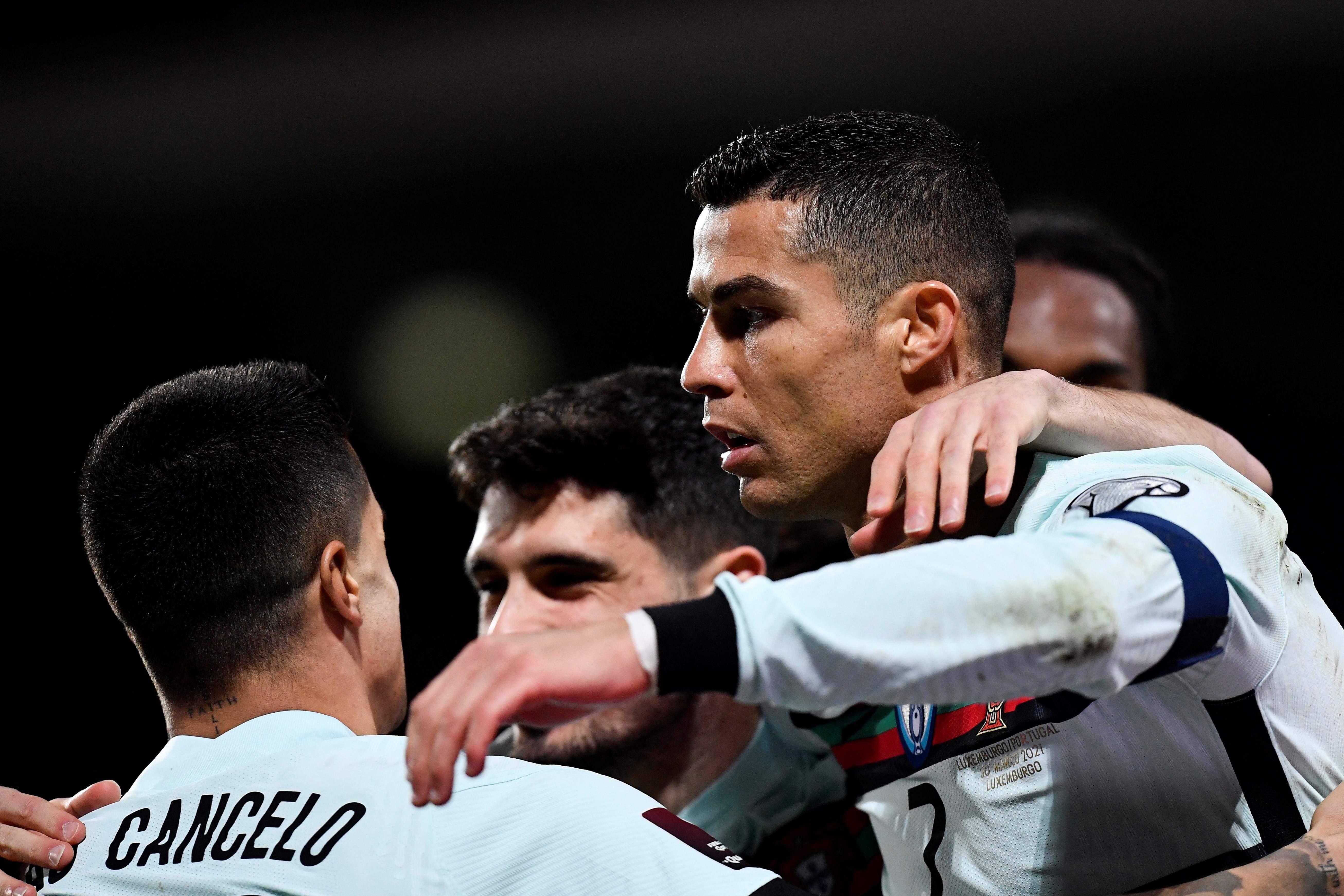 Mondial: Ronaldo et le Portugal retrouvent le sourire