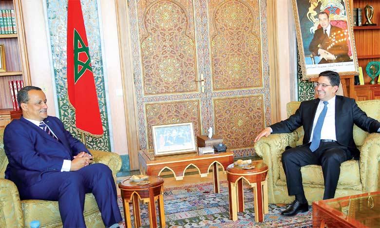 Diplomatie : La visite du ministre mauritanien des Affaires étrangères au Maroc en cours de préparation