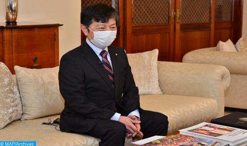 Immigration: L'ambassadeur du Japon salue le leadership du Maroc sur le plan africain