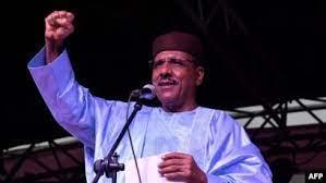 Niger-Politique : Mohamed Bazoum a été investi nouveau président de la République